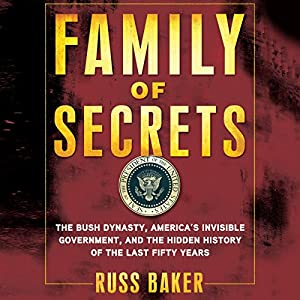 Family of Secrets Audiobook