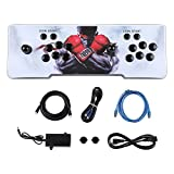 999 in 1 Pandora's Box 5s Arcade Console Double Joystick Video Games HDMI USB (Tamaño: 730x270x170mm)