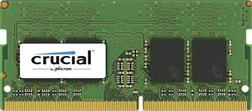 Crucial 8Go Single DDR4 2133 MT/s (PC4-17000) SR  SODIMM 260-Pin - CT8G4SFS8213