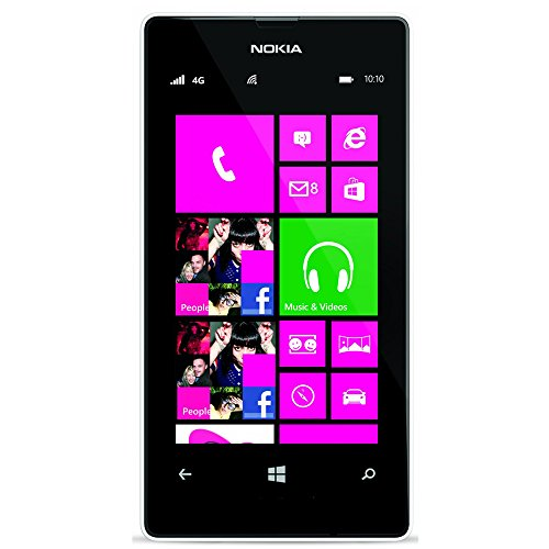 Nokia Lumia 521 RM-917 T-Mobile Windows 8 4G Smartphone - White