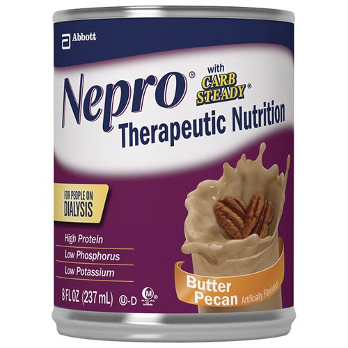 Nepro With Carb Steady Nutritional Supplement ( Nepro W/Carb Steady, Van, 8Oz Can ) 24 Each / Case