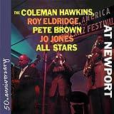 echange, troc Coleman Hawkins - At Newport