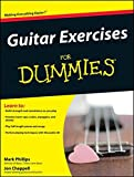 img - for Guitar Exercises For Dummies book / textbook / text book