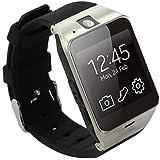 "Tera Aplus - Smartwatch (pantalla 1.54"", 128 MB, 64 MB RAM), negro"