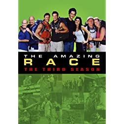 Amazing Race Season 3 (2002)