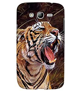 MakeMyCase jungle Tiger case for Samsung Galaxy Grand