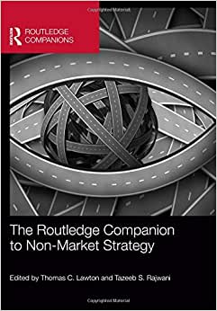 The Routledge Companion To Non-Market Strategy (Routledge Companions In Business, Management And Accounting)