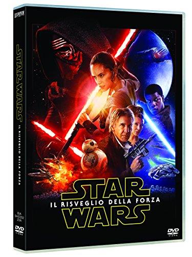 Star Wars Episodio VII: Il Risveglio della Forza (DVD)