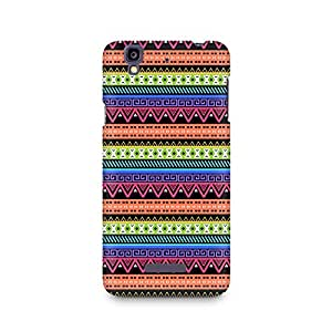 Mobicture Patterns Premium Printed Case For Micromax YU Yureka A05510