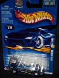 #2002-211 Super Modified Old HW Logo On Base Collectible Collector Car Mattel Hot Wheels