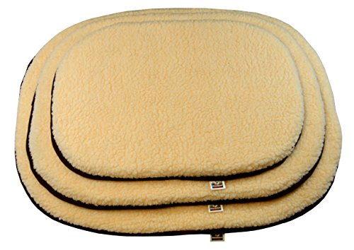 Comfort Pet Dog Cat Bed Soft Crate Mat Cushion and Cozy Crate Pad Nap Mat, by Downtown Pet Supply
