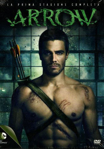 Arrow Stagione 01 [Italia] [DVD]