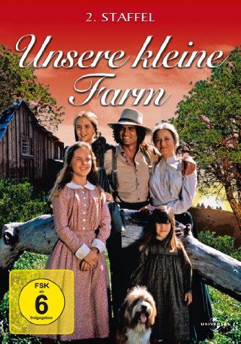 Unsere kleine Farm - 02. Staffel [6 DVDs]