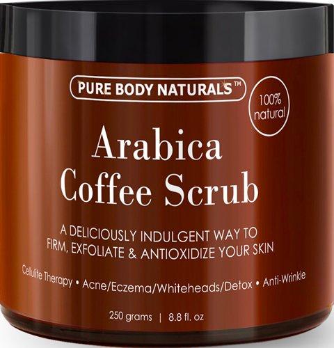 Arabica Coffee Scrub At Sally Beauty