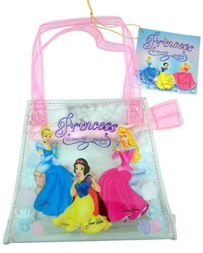 Cinderella Snow White and Sleeping Beauty Disney Princess Purse Tote for Girls