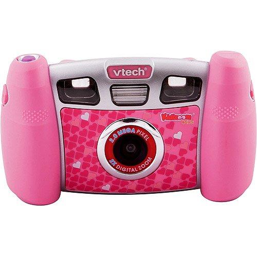 VTech Kidizoom Plus Multimedia Digital Camera (Pink)