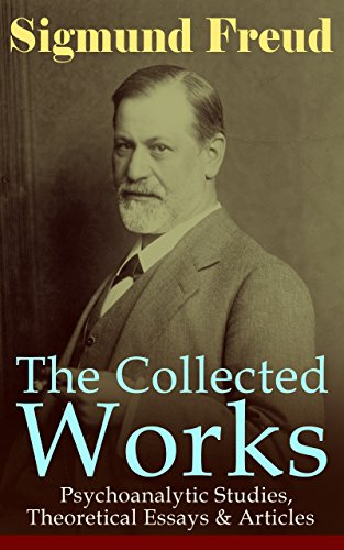 sigmund freud works psychoanalysis