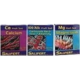 Salifert Alkalinity Calcium Magnesium Combo Test Kit