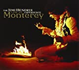 Live At Monterey The Jimi Hendrix Experience