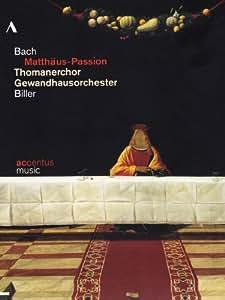 J.S. Bach: St. Matthew Passion - St. Thomas Boys Choir Leipzig