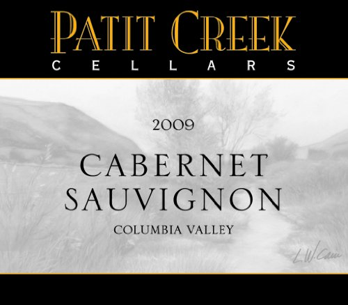 2009 Patit Creek Cellars Cabernet Sauvignon Columbia Valley 750 Ml