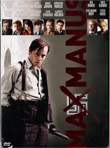 Макс Манус: Человек войны