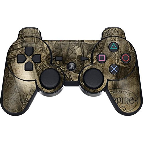 Skull & Bones PS3 Dual Shock wireless controller Skin - Alchemy E.E.R. Steam System Vinyl Decal Skin For Your PS3 Dual Shock wireless controller (Steam Game System compare prices)
