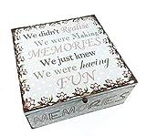 Memory Box recuerdos son como recuerdos que no cuenta de la diversión hemos tenido