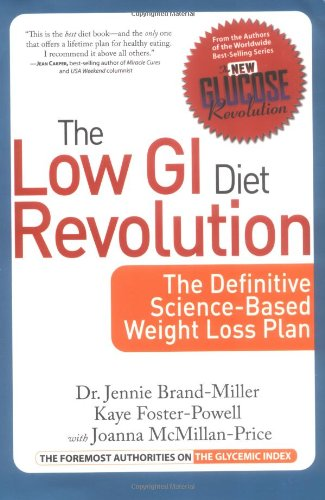 The Low Gi Diet Revolution: The Definitive Science-Based Weight Loss Plan front-1080247