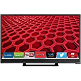 VIZIO E241i-B1 24-Inch 1080p 60Hz Smart LED HDTV (Black)