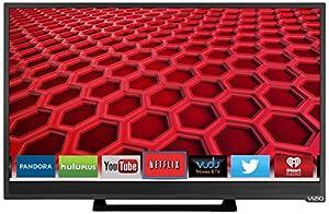 VIZIO E241i-B1 24-Inch 1080p 60Hz Smart LED HDTV (Black)