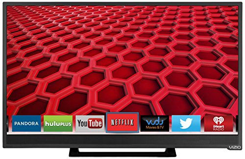 For Sale! VIZIO E241i-B1 24-Inch 1080p 60Hz Smart LED HDTV (Black)
