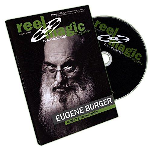 MMS Reel Magic Episode 12 Eugene Burger DVD