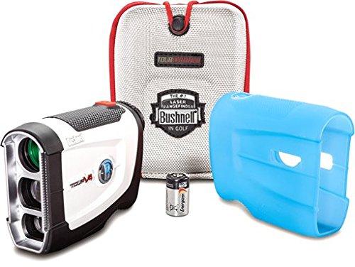 Bushnell Tour V4 Patriot Pack Golf Laser Rangefinder