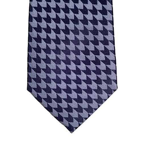 Blue-Woven-Giorgio-Armani-Silk-Tie-GAM5103