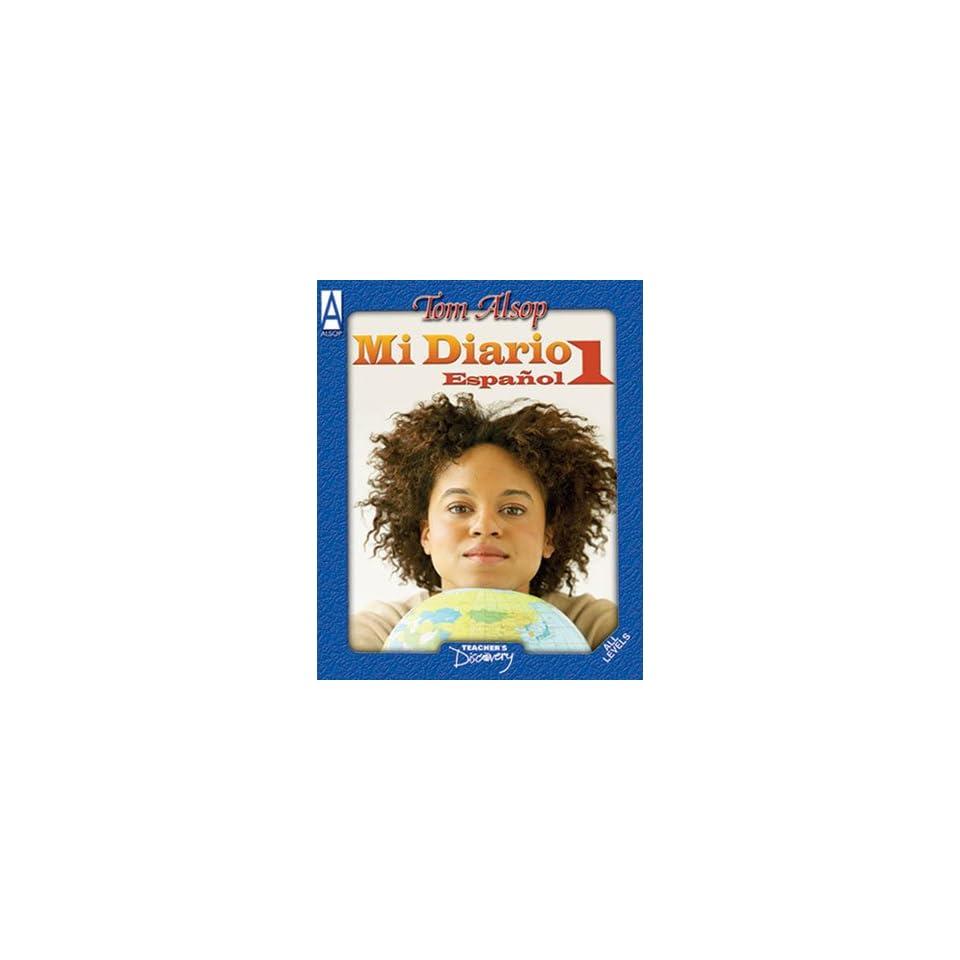 Mi Diario Espanol Book Set of 30