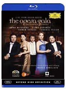 The Opera Gala - Live From Baden-baden Blu-ray 2008 from Deutsche Grammophon