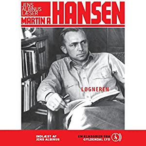 Løgneren Audiobook