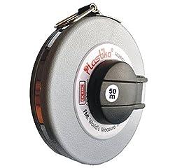 50 Metres HI PLASTIKA Fiberglass Measuring Tape- GKFML