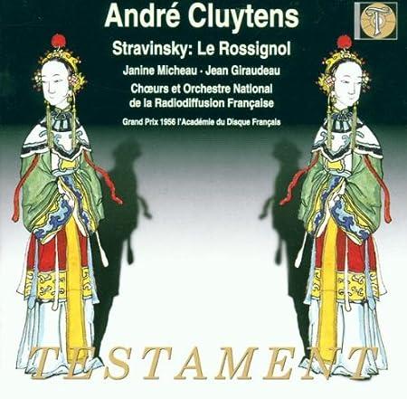 stravinsky - Stravinsky: opéras et autres oeuvres pour voix et orchestre 51tK-J9jmkL._SX450_