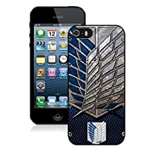 buy New Unique Designed Cover Case For Iphone 5S With Scouting Legion Iphone 5S Black Phone Case 389