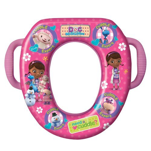 "Doc McStuffins ""Need A Cuddle"" Soft Potty - 1"
