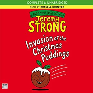 Invasion of the Christmas Puddings! | [Jeremy Strong]