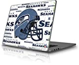 NFL | Seattle Seahawks - Blast White | Skinit Skin for MacBook Pro 13 (2009/2010) at Amazon.com