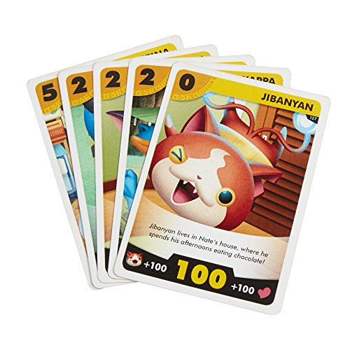 Yo-kai-Watch-Trading-Card-Game-Jibanyan-and-Walkappa-Starter-Pack