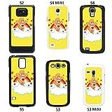 Care Bear cartoon cover case for Samsung Galaxy S3 Mini i8190 - T760 - Tenderheart Bear - White
