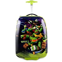 Teenage Mutant Ninja Turtles Hardshell Rolling Luggage Case from Teenage Mutant Ninja Turtles