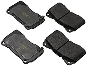 Hawk Performance HB453F.585 HPS Performance Ceramic Brake Pad