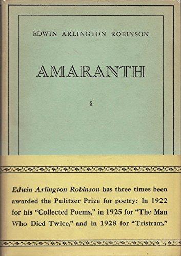 Amaranth PDF