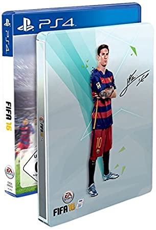 FIFA 16 - Steelbook Edition (PS4)